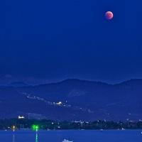 Jahrhundertereignis - Mondfinsternis